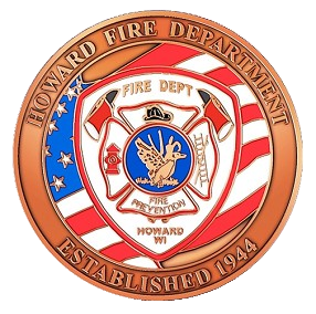 Howard Fire Department Coin