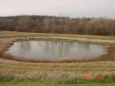 Storm Water Pond